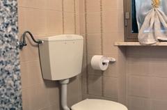 WC und Dusche