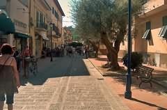 Marina di Campo Via Roma Nordblick