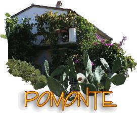 Haus in Pomonte