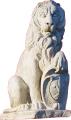 Eingangs-Löwe